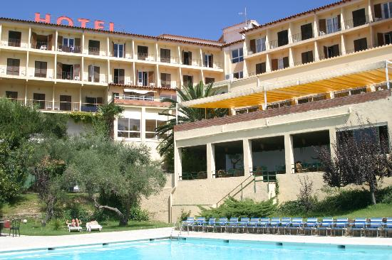 Panoramic Grecs Hotel: Hotel