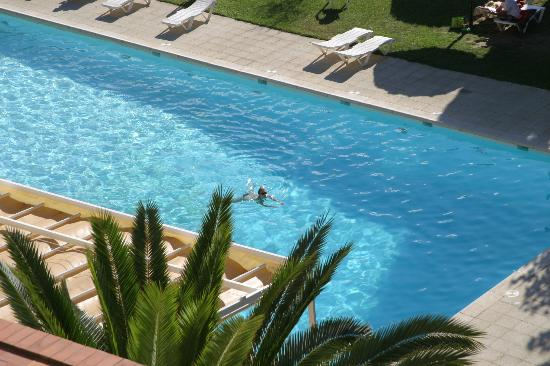 Panoramic Grecs Hotel: Pool