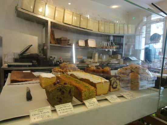 Homemade cakes and loafs picture of rose bakery paris tripadvisor