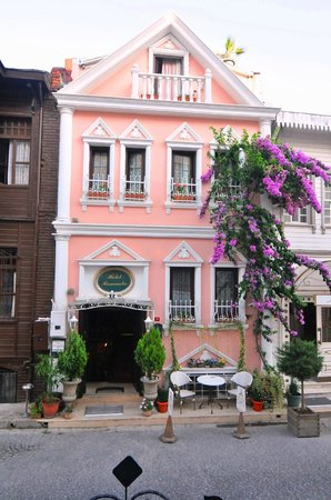 Romantic Hotel Istanbul