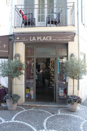 La Place Hotel Antibes: Hey!!