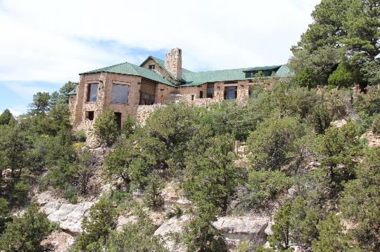 Grand Canyon Lodge - North Rim: Extrieur du btiment principal