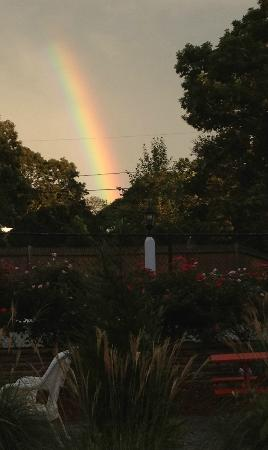 Red Horse Inn - Falmouth: Rainbows