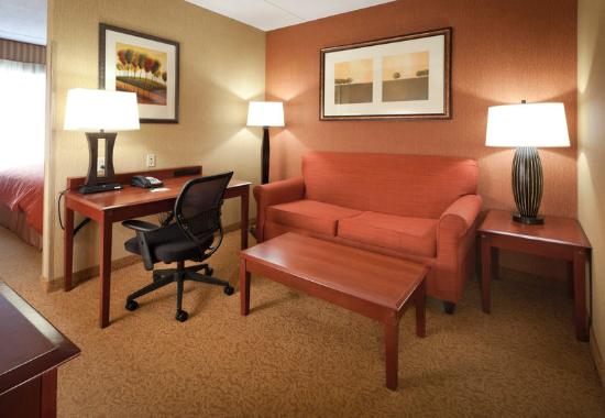 Country Inn &amp; Suites By Carlson Nashville Airport: Suite