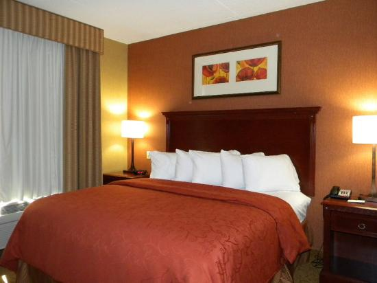 Country Inn &amp; Suites By Carlson Nashville Airport: Guest Room