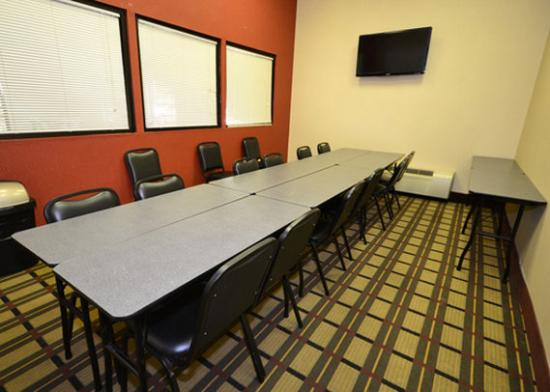 , : meeting room