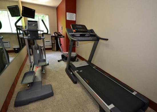 , : exercise room