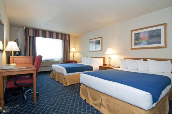 BEST WESTERN PLUS Shakopee Inn: Double Queens