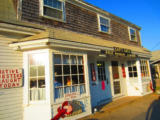 Best Seafood Restaurants In Orleans Ma