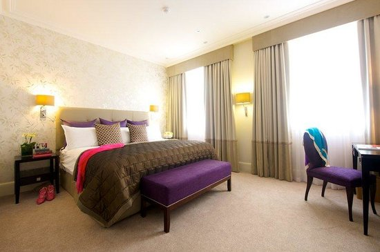51 Buckingham Gate, Taj Suites and Residences: Presidential Suite - Bedroom - 1