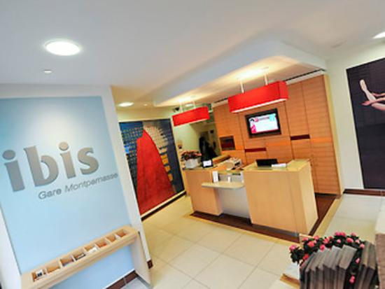 Ibis Paris Gare Montparnasse 15eme