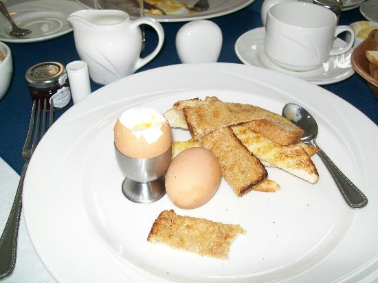 Waterhead Hotel: My cooked breakfast one day