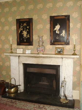 Spean Lodge: Interior