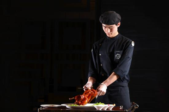 Fairmont Beijing: Peking Duck- Lunar 8