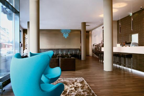 Motel One Nuernberg-City: Lounge