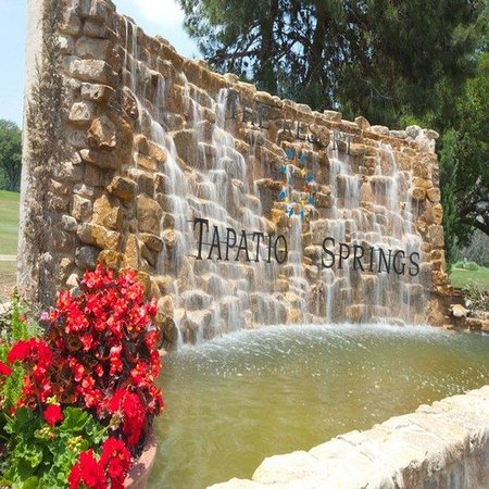 The Resort at Tapatio Springs: Entrance