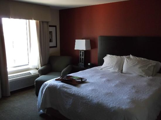 Hampton Inn Silver Spring: Camera