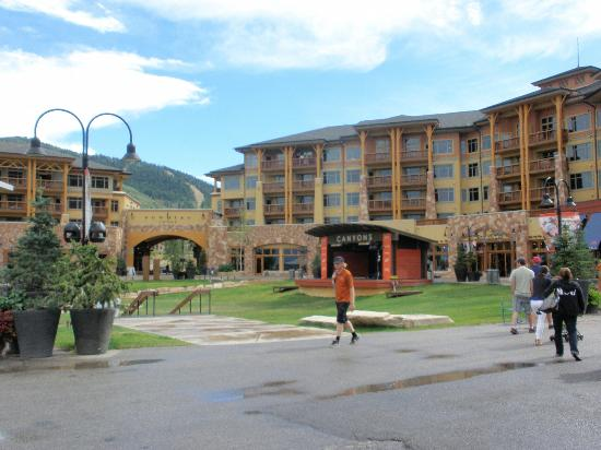 Sundial Lodge at Canyons Resort: Sundial