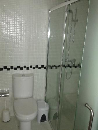 Residence Maeva Marazul Del Sur: La douche et wc