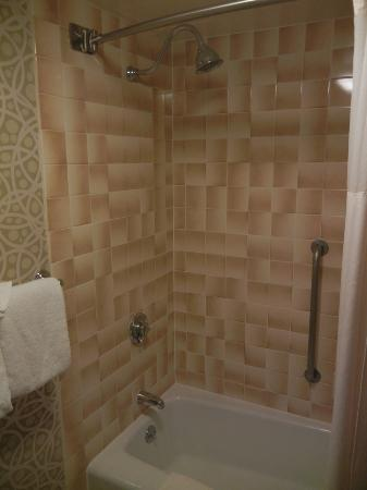 BEST WESTERN PLUS The Normandy Inn & Suites: Shower