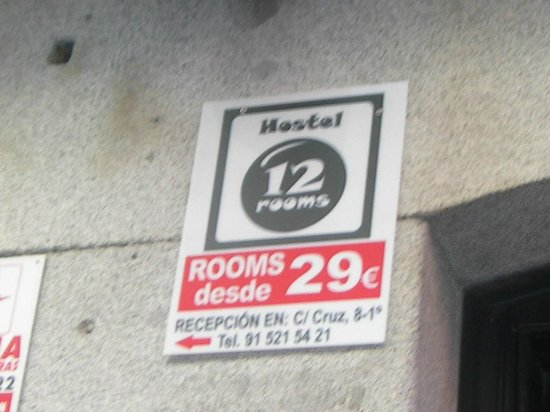 12 Rooms