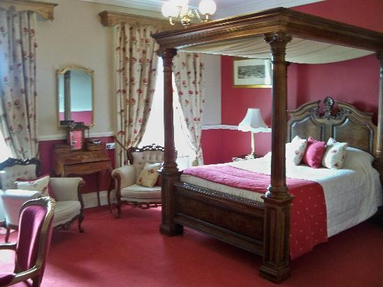 Ballyseede Castle: The French Room