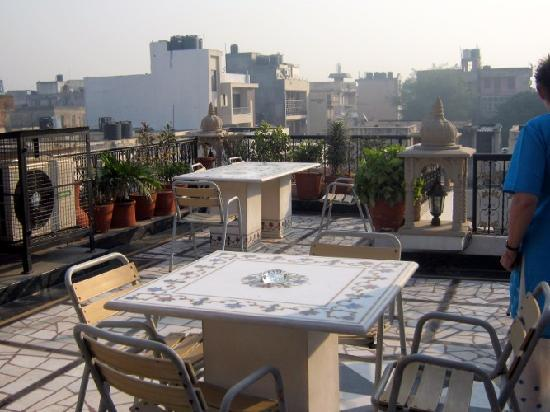 Bajaj Indian Home Stay: Roof Top