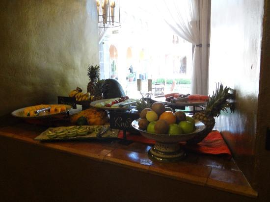 Hotel Monasterio by Orient-Express: Breakfast