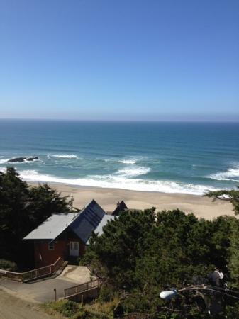 The Edgecliff Motel: room with a view