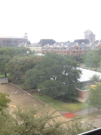 HYATT house Dallas/Uptown: view from room 433