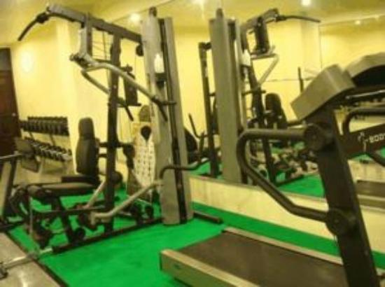 The Laem Din Hotel: GYM