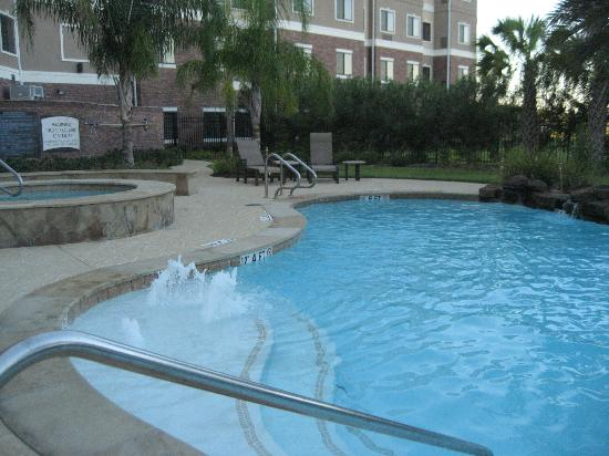 Saltwater Pool And Hot Tub Picture Of Webster Texas