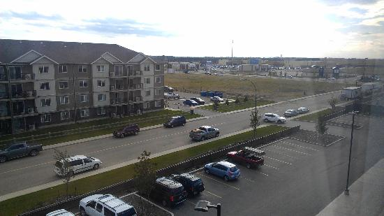 BEST WESTERN PLUS Blairmore: View from 4th floor (from south side of hotel).
