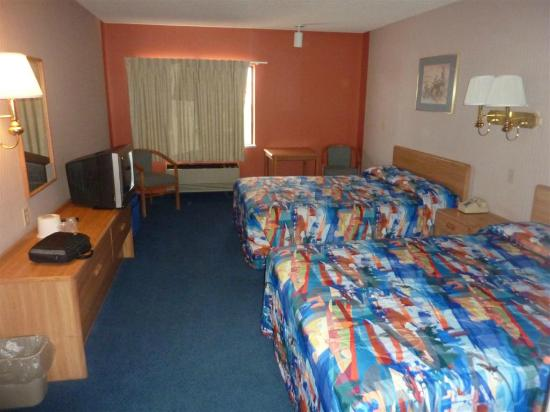 Motel 6 Winslow: Motel Six