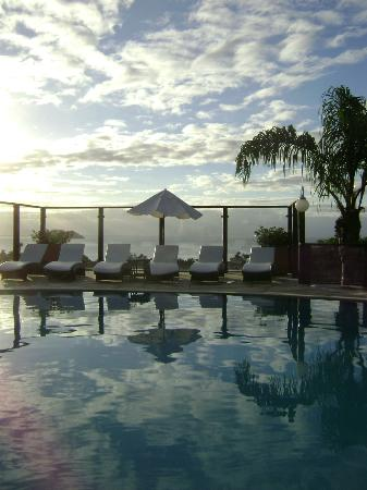 Costa do Sol Boutique Hotel: Atardecer...