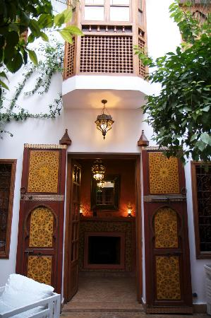 Binvenue dans votre Maison(Riad Sadaka)