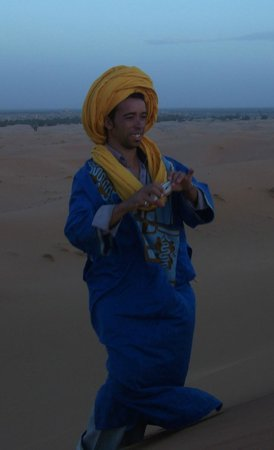 Hotel Ksar Merzouga: Omar