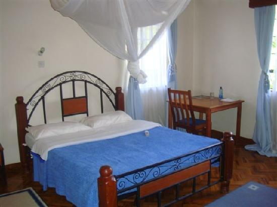Just at Home Guest House: The Blue Room