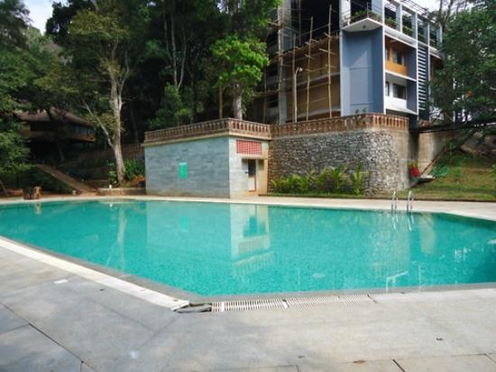 Vythiri Village: Swimming Pool