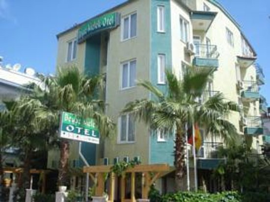 Beyaz Melek Hotel: Hotel perspekive