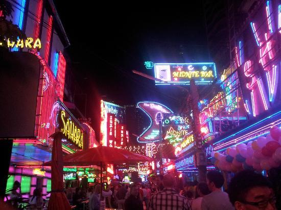 Photos of Soi Cowboy, Bangkok
