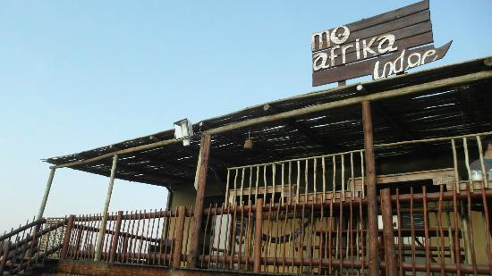MoAfrika Lodge: Country feel...