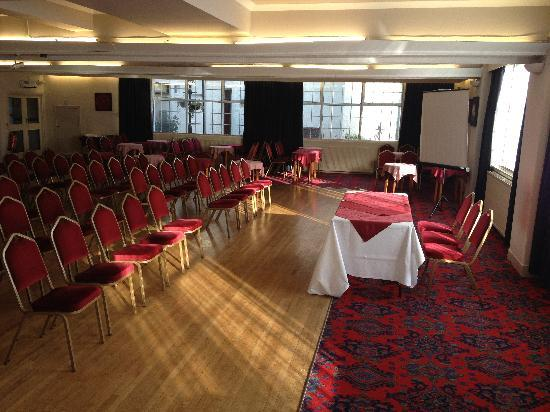 Freuchie, UK: Conference Set Up - Adams Suite