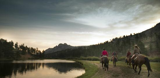 Lost Valley Ranch: Come ride with us