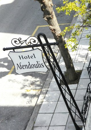 Hotel Afendoulis