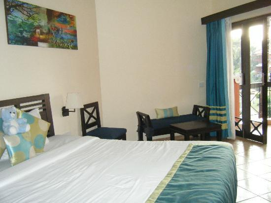 The Baga Marina : room