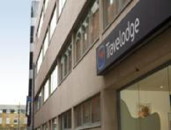 Travelodge London Aldgate East: Exterior