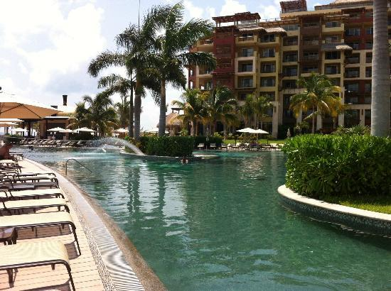 Villa del Palmar Cancun Beach Resort & Spa: Large pool