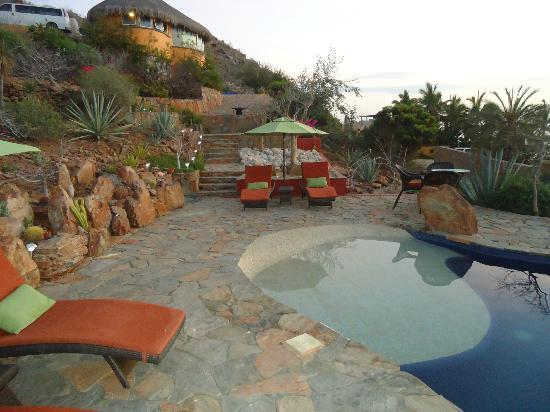 Los Colibris Casitas: Pool