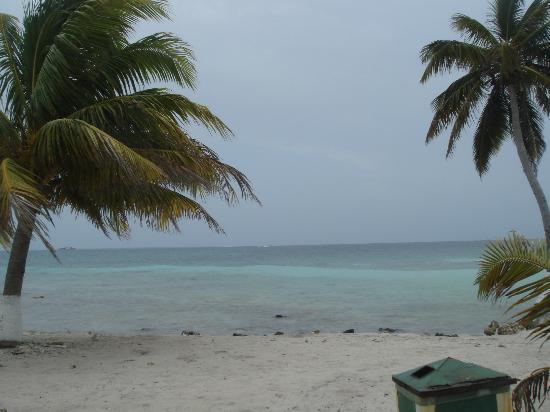 Belize Cayes, Belize: View